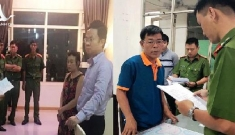 Khám xét nơi làm việc của Phó chánh án quận 4 Nguyễn Hải Nam