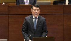 Thống đốc Lê Minh Hưng: 53.000 tỉ 'chảy' vào BOT có nguy cơ phát sinh nợ xấu