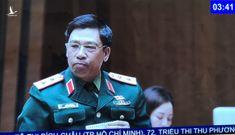 Giám đốc Học viện Quốc phòng nói về tình hình biển Đông trước Quốc hội