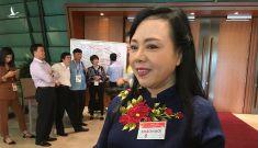 Bộ trưởng Bộ Y tế Nguyễn Thị Kim Tiến trước những áp lực ngành và thị phi