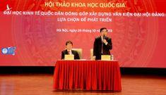 Làm gì để Việt Nam bứt phá nhanh như Thánh Gióng?