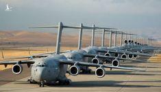 """Trung Quốc giật mình khi Ấn Độ quyết triển khai """"Gã khổng lồ"""" C-17 tới sát biên giới"""