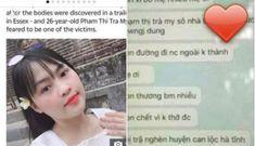 Người Việt chết trong vụ 39 người di cư lậu sang Anh: Đừng để sự ra đi của em vô nghĩa