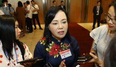 Bộ trưởng Y tế Nguyễn Thị Kim Tiến: 'Tôi đang bị thị phi'
