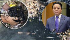 """Bộ trưởng Trần Hồng Hà: """"Tôi cũng ăn uống nước sông Đà 3 ngày"""""""