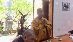 Trước khi xin hoàn tục, sư Toàn đề nghị được giữ lại tài sản thuộc sở hữu cá nhân