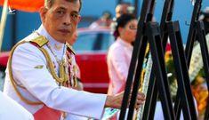 """Vua Thái Lan sa thải thêm 4 quan chức """"tội thông dâm"""""""