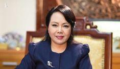 Thôi Bộ trưởng Y tế, bà Nguyễn Thị Kim Tiến làm công việc mới gì?