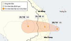 Bão số 5 cách đất liền 100km, người dân xót lòng bán tháo hải sản để chạy bão