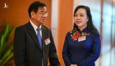 Buổi họp cuối cùng của bà Tiến ở cương vị Bộ trưởng