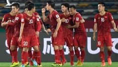 BXH các đội tuyển vòng loại World Cup 2022: Việt Nam lọt top đầu