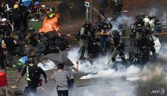 Hàng loạt sinh viên Quốc tế tại Hong Kong bị bắt, chịu án hơn 10 năm tù