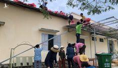 2 tỉnh cho học sinh nghỉ học khi bão số 6 đổ bộ