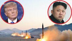 Tổng thống Trump: Nếu xảy ra chiến tranh Mỹ – Triều, 100 triệu người sẽ chết