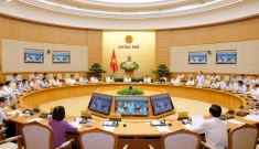 Chính phủ họp phiên thường kỳ tháng 10/2019