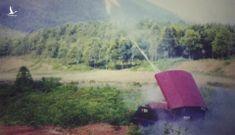 Việt Nam chế tạo xe phá mìn trên khung gầm M113