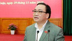 Chậm dự án đường sắt Cát Linh – Hà Đông: Bí thư Hà Nội nhận lỗi với cử tri