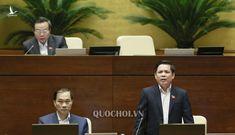 Bộ trưởng Nguyễn Văn Thể giải trình về năng lực của ACV xây sân bay Long Thành