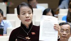 Đại biểu Quốc hội mang 'tâm thư' của giáo viên bị cắt hợp đồng chất vấn Bộ trưởng
