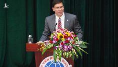 Từ thời Hai Bà Trưng 2000 năm trước, Việt Nam đã không chấp nhận bị kẻ mạnh áp đặt