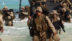 Chiếc ô gây tranh cãi trong lính thủy đánh bộ Mỹ