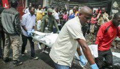 Máy bay đâm sầm xuống nhà dân, ít nhất 29 người thiệt mạng