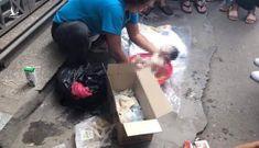 Tiết lộ bất ngờ về người mẹ cháu bé sơ sinh bị bỏ trong thùng rác ở Hà Nội