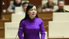 Bà Nguyễn Thị Kim Tiến chính thức rời ghế Bộ trưởng Y tế