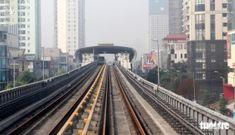 Đường sắt Nam Thăng Long – Trần Hưng Đạo chậm 12 năm, đội vốn 16.000 tỉ
