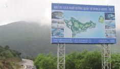 Sự thật thông tin Thừa Thiên Huế cấp 200 hecta đất trên núi Hải Vân cho công ty Trung Quốc