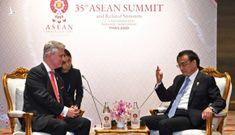Mỹ kêu gọi hành động pháp lý đối phó Trung Quốc trên Biển Đông