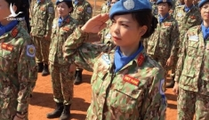 Liên Hợp quốc khen thưởng 64 quân nhân Việt Nam có thành tích giữ gìn hòa bình quốc tế