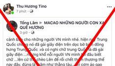 Sự thật thông tin 7 công dân Việt Nam tử nạn ở biên giới Trung Quốc