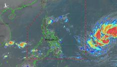 Trước thềm SEA Games 2019, bão Tisoy nhân đôi sức mạnh, có khả năng đổ bộ Philippines
