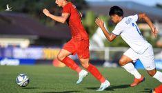 Tiến Linh lập hattrick, U22 Việt Nam vẫn mất oan bàn thắng