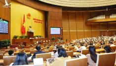 Quốc hội thông qua nghị quyết làm dự án sân bay Long Thành