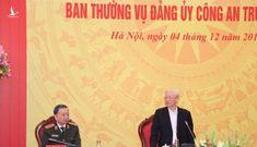 Tổng Bí thư, Chủ tịch nước: Cần khắc phục những hạn chế trong lực lượng công an