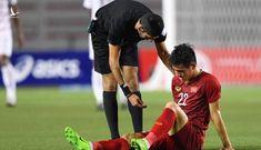 SEA Games 30: U22 Việt Nam nghỉ tập, chờ kết luận về chấn thương của Tiến Linh