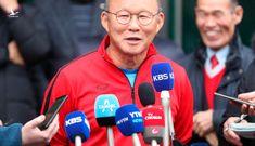 HLV Park: 'Cầu thủ Việt Nam có thể làm được như Son Heung-min'