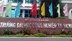 2.252 sinh viên Đại học Công nghiệp Thành phố Hồ Chí Minh bỏ học trong kỳ 1