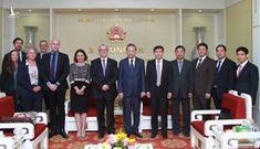 Việt Nam – Australia tăng cường hợp tác trong lĩnh vực an ninh