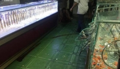 Nóng: Cướp tiệm vàng ngay giữa trận bóng đá U22 Việt Nam – Singapore