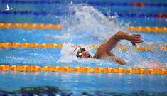 Nguyễn Huy Hoàng xuất sắc giành HCV nội dung 400 m tự do nam và phá kỷ lục SEA Games