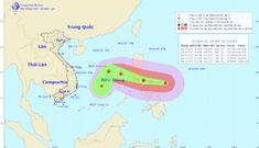 Bão Kammuri giật cấp 17 đổ bộ Philippines, đe doạ SEA Games 30