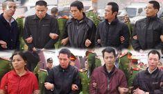 Tuyên án 9 bị cáo cưỡng bức, sát hại cô gái Cao Mỹ Duyên