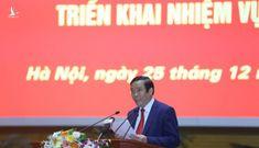 Thẩm định 204 trường hợp quy hoạch vào Ban Chấp hành Trung ương khóa XIII