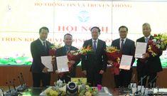 4 cán bộ vừa được Bộ trưởng TT-TT Nguyễn Mạnh Hùng bổ nhiệm là ai?