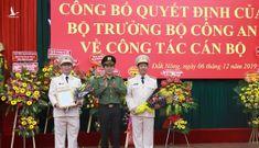 Bổ nhiệm tân giám đốc công an 2 tỉnh Đắk Lắk, Đắk Nông