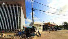 """Chủ tịch Cà Mau ra công văn """"hỏa tốc"""" vì cây xăng nằm sát trụ sở mới"""
