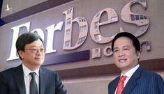Tài sản tỷ USD của ông Hồ Hùng Anh và Nguyễn Đăng Quang